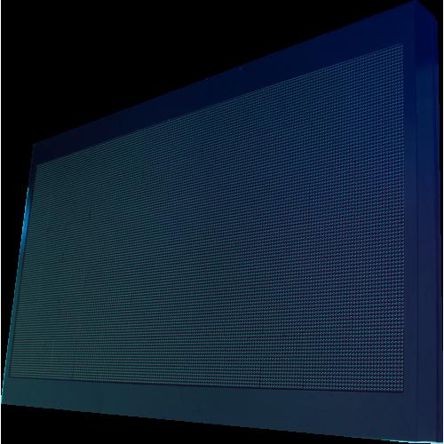 Painel De Led P10 De 200cm X 100cm Full Color, Suporta Vídeo a prova d'água