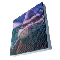 Painel Gabinete de LED P10 96cm x 96cm Full Color Outdoor P10 SMD Power Led