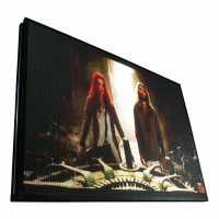 Painel de LED P5 2m x 135cm Full Color Publicitário