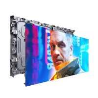 Painel De LED De Imagens e Vídeos Full Color P5 2m x 1m Outdoor