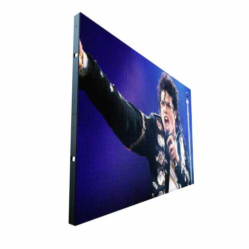Painel De Led P10 3m X 2m Full Color Publicitário Indoor