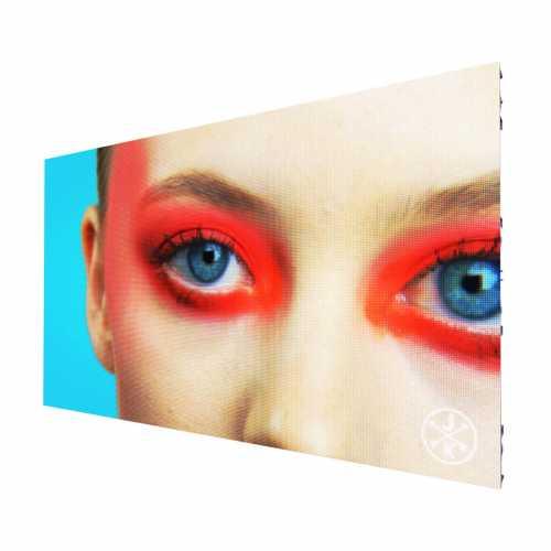 Painel de LED P5 2m x  2m Full Color Outdoor