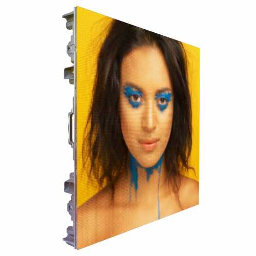 Painel de LED P5 96cm x 96cm Full Color Outdoor SMD