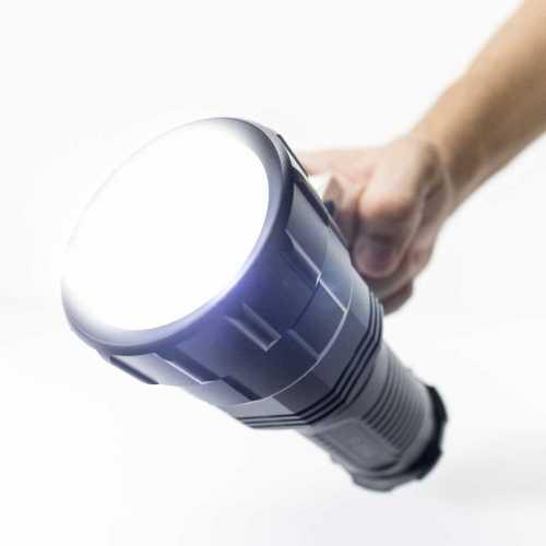 Lanterna Holofote Alta Potencia Led Cree T6