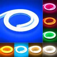 1 Metro Mangueira de LED Neon Flex 12v Fita de LED