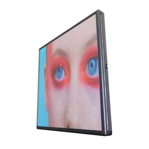 Painel de LED, RGB 71cm  x 71cm Full Color Externo P5