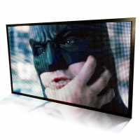 Painel de LED RGB Letreiro Luminoso 200cm x 120cm  Full Color P10