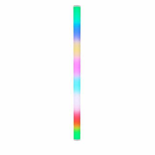 Tubo de LED 1m, 10 Efeitos Iluminação IP65 Outdoor 220v